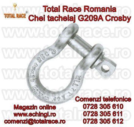 Gambeti / shackles forjate G209A Crosby®