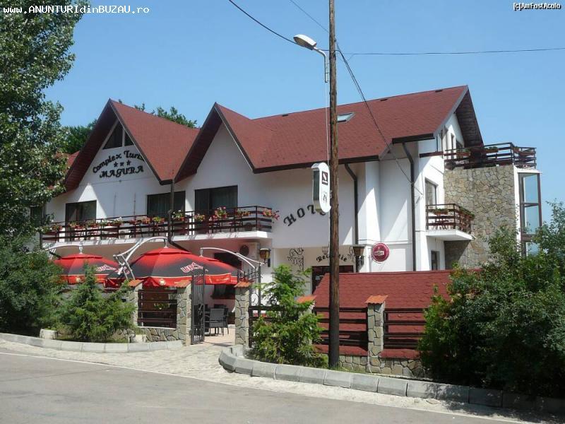 Complex Turisitc Magura angajeaza receptioner