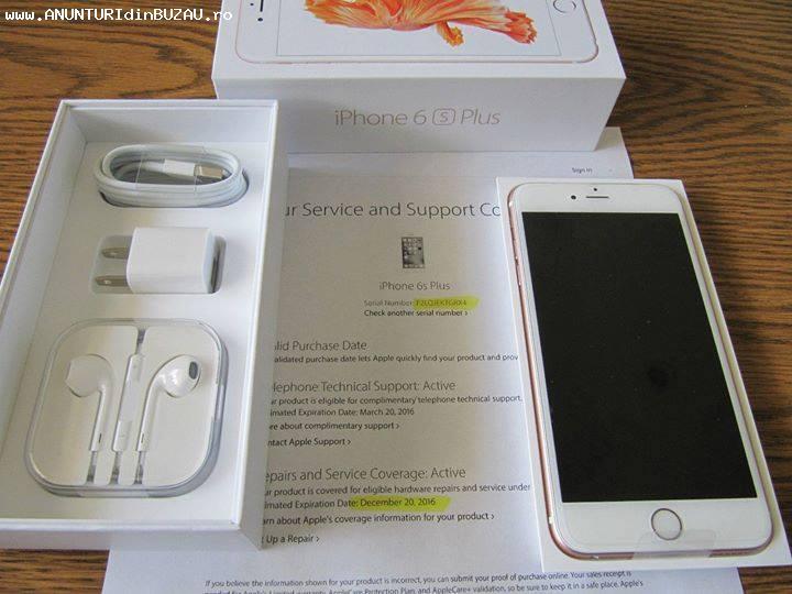 FS: Apple iPhone 6S Plus / Samsung Galaxy S7 Edge