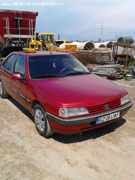Peugeot 405 turbo disel