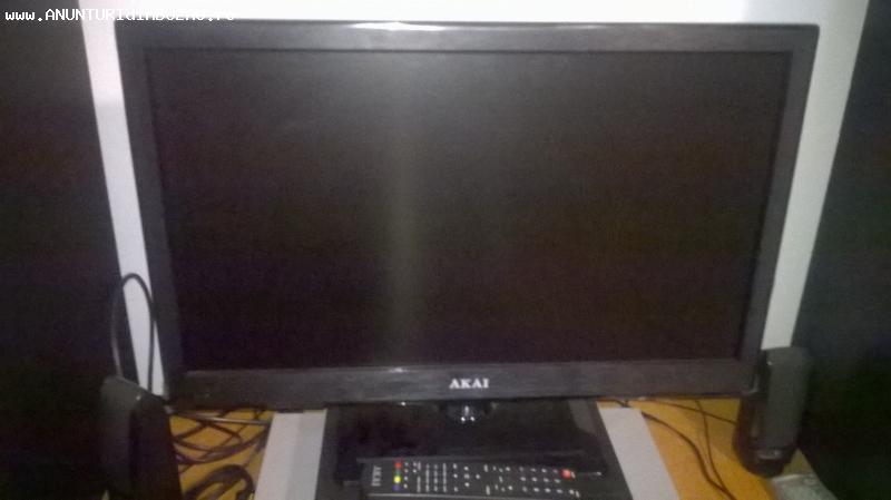 """Monitor-Tv LED Akai tvl250 24""""(61 cm)"""