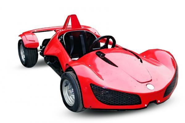 Car Rizer Bashne Kxd 1000W+Garantie12L