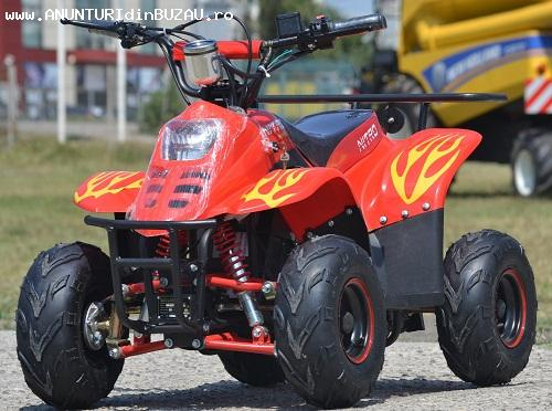 Atv Bashne Kxd 800w Biggfoot+Garantie12L