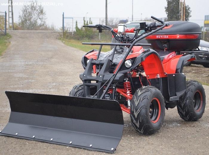 Atv Bashne Kxd125ccE-Quad 1000W+Garantie12L
