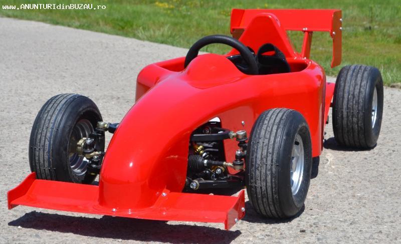 ATV Urban F1 Racer ElektroCAR + RG Import Germania