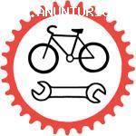 Atelier / Service / Reparatii Biciclete BUZAU Centrare roti