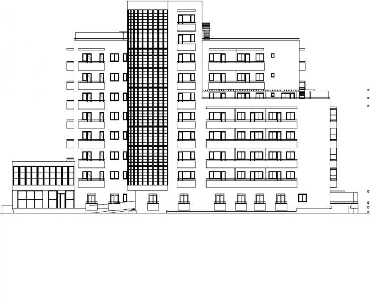 Apartamente -Complex rezidential Unirii Residence  Buzau