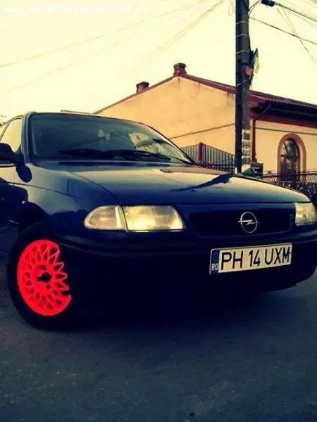 Opel Astra F  pierdut