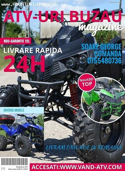 Atv Bashan Renegade125cmc+Casca Bonus