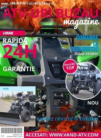 Atv Bashan Hummer125cmc+Casca Bonus