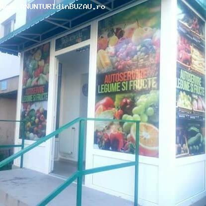 Angajez vânzătoare magazin legume si fructe