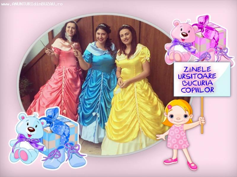 Zânele ursitoare bucuria copiilor Buzau