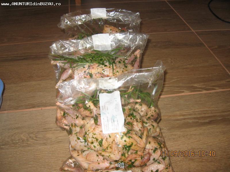 Carne naturala de prepelite