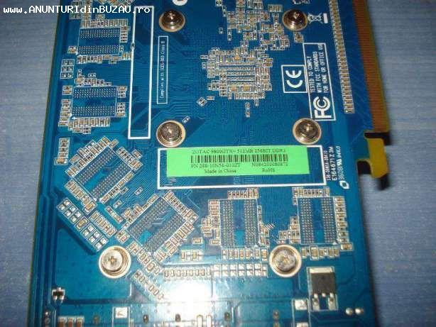 Vand placa video512-256biti ddr2