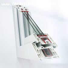 Tamplarie PVC 4 si 6 cam. cu geam termopan sau tripan.