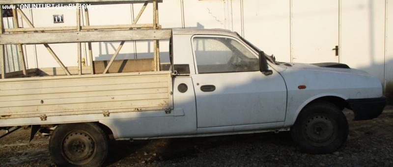 Vand Dacia Papuc 2 locuri 2005
