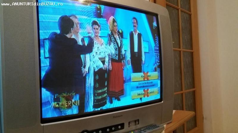 TV cu telecda 120 lei