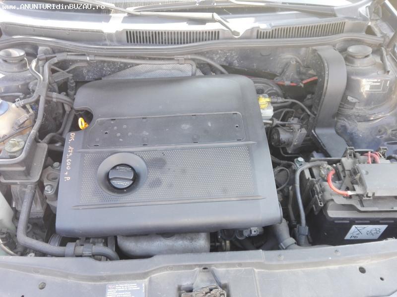 motor pentru Volkswagen Golf 4 an fab.2002 1.6 16v tip AZD