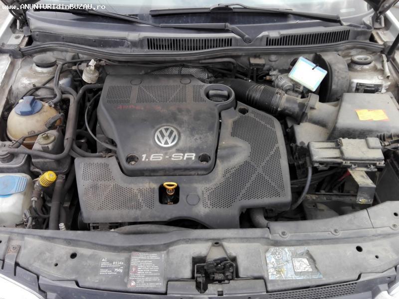 motor pentru volkswagen golf 4, an fabricatie 2000 , 1.6 8v