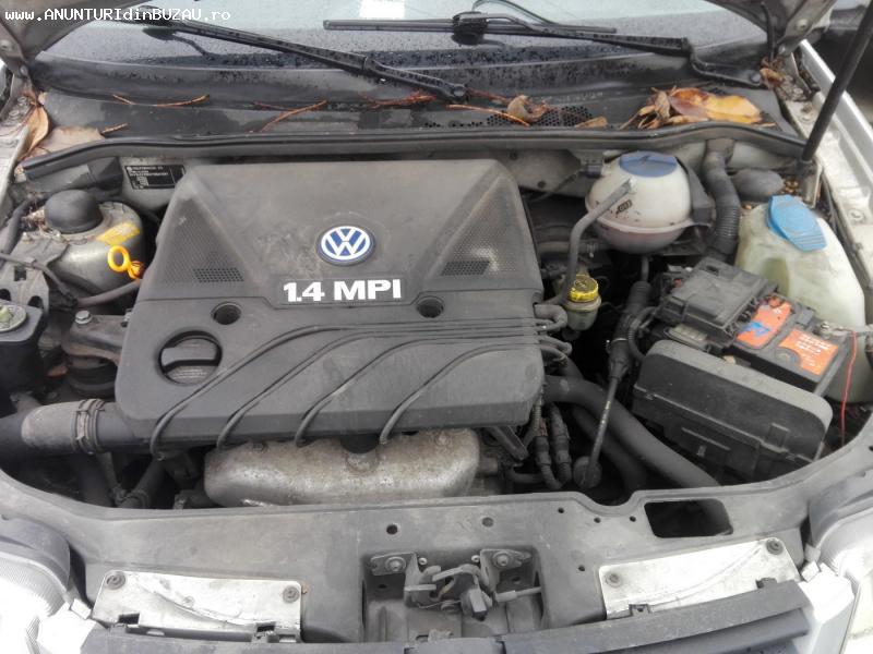 motor pentru volkswagen polo 6n2 1.4mpi tip AUD an 2001