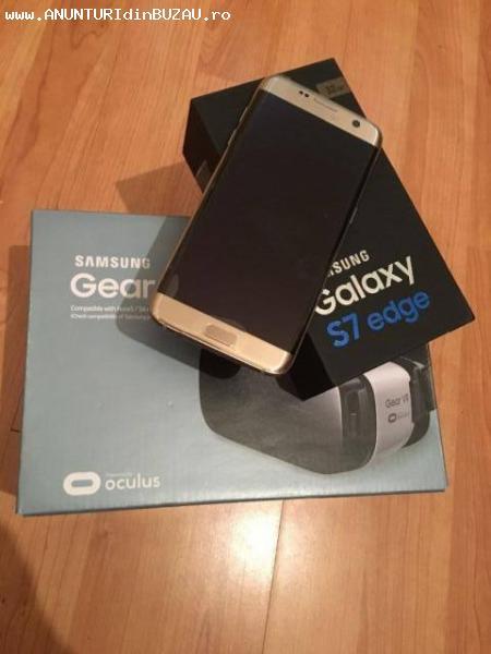 SAMSUNG GALAXY S7 64GB Edge (Unlocked)