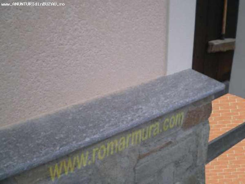 Pervaze travertin, marmura sau granit