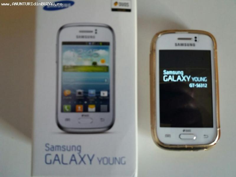 Vand telefon Samsung Galaxy Young dual sim