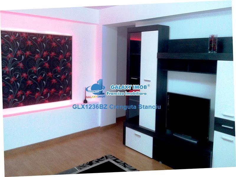 De vanzare apartament 3 camere în bloc tip vila