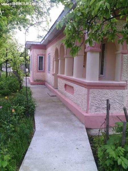 Casa de vanzare in com. Boldu-jud Buzau
