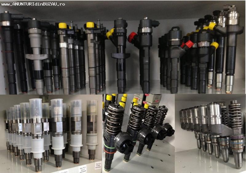 Reparatii Injectoare Bosch, Delphi, Piezo, Pompe Duze, Denso