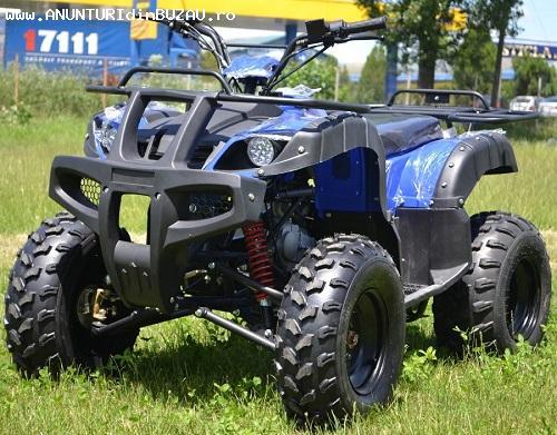 ATV MEGAGRIZZLY125CMC LIVRARE ORIUNDE IN ROMANIA