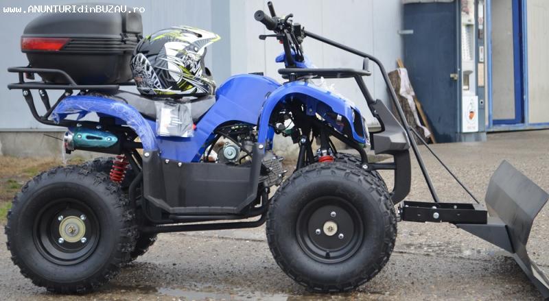 ATV GRIZZLY125CMC 1L ULEI BONUS