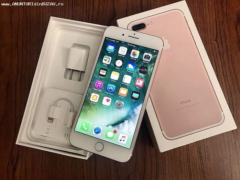 Apple iphone 7/7 plus a crescut de aur 256GB, samsung galaxy