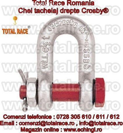 Gambeti / shackles tip lira Crosby Total Race