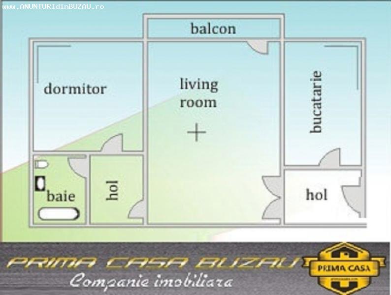 Apartament cu 2 camere  Localizare: Dorobanti - Columbelor