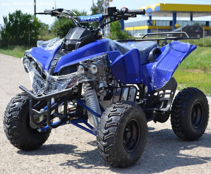 ATV Automatik 125cc ReneGade Quad KXD-007 Import Gemania