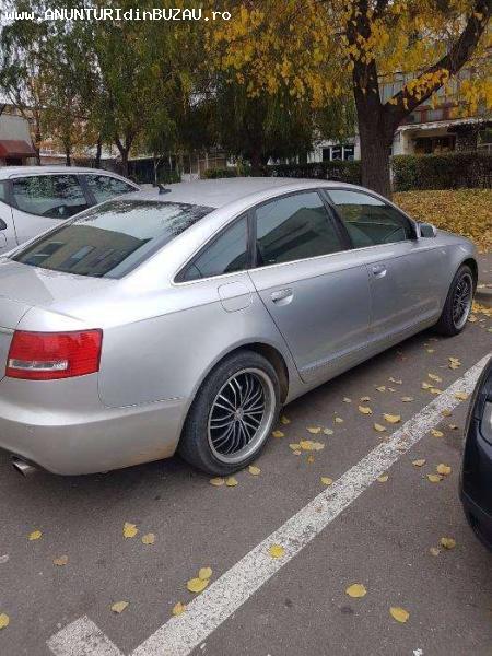 Vand Audi A6 quattro, sau schimb cu utilaje agricole sau ani