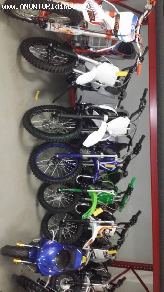 Motociclete de vanzare, OFERTA DE SARBATORI!