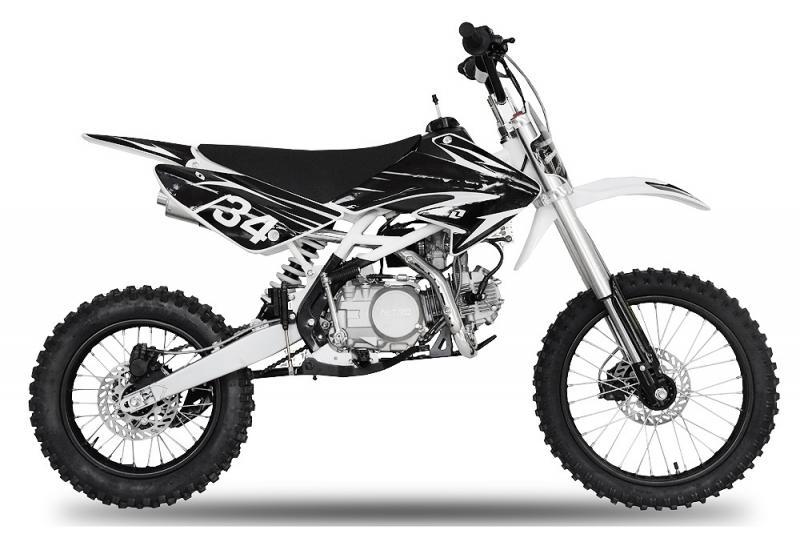 Motocicleta 140cc Nitro Drizzle Dirbike