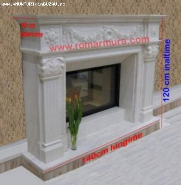 Seminee piatra, marmura calitate deosebita