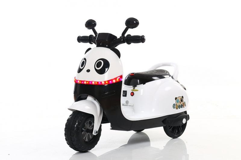 Tricicleta electrica PANDA pentru copii 20W 6V