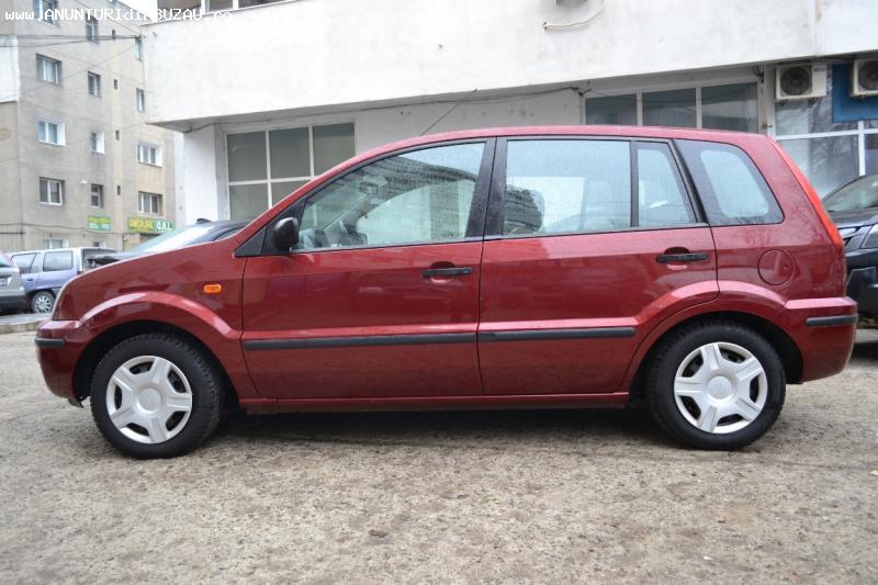 Ford fusion 2003 - Benzina+GPL