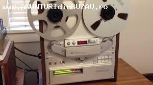 Magnetofon Akai Pioneer Technics