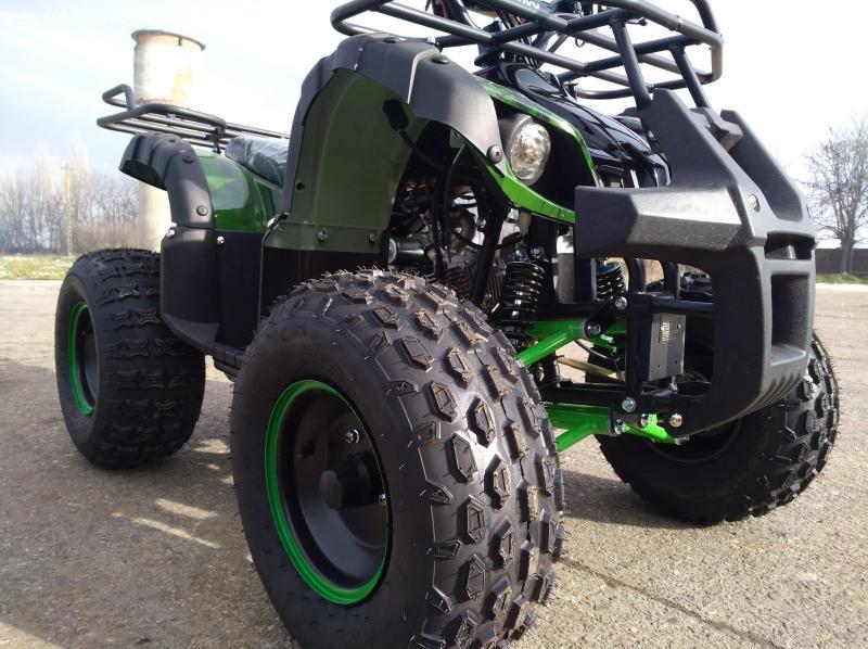 ATV Nou Hummer 125cmc 2WD Cadou Casca + Accesorii