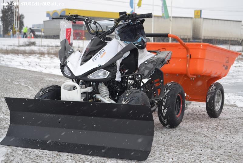 ATV BarossaT-Rex 125cc Modelul S RG7