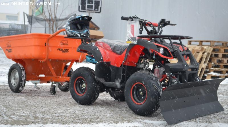 ATV BarossaJumper 125cc  Roti 7  Modelul S RG7