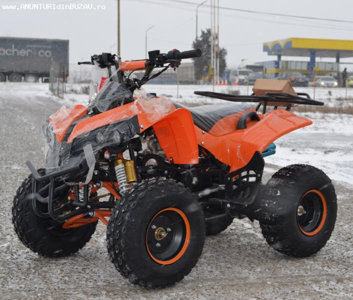 ATV BarossaSpeedy 125cc Modelul S RG7