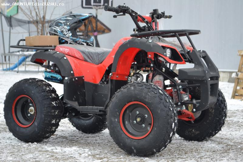 ATV BarossaBig Foot 125cc Modelul S RG7