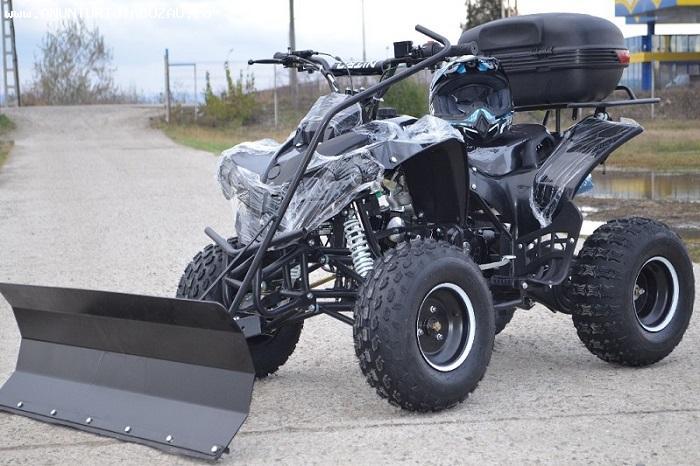 Kxd-Pro (Model:Warrior)Atv-125cmc/Rs8
