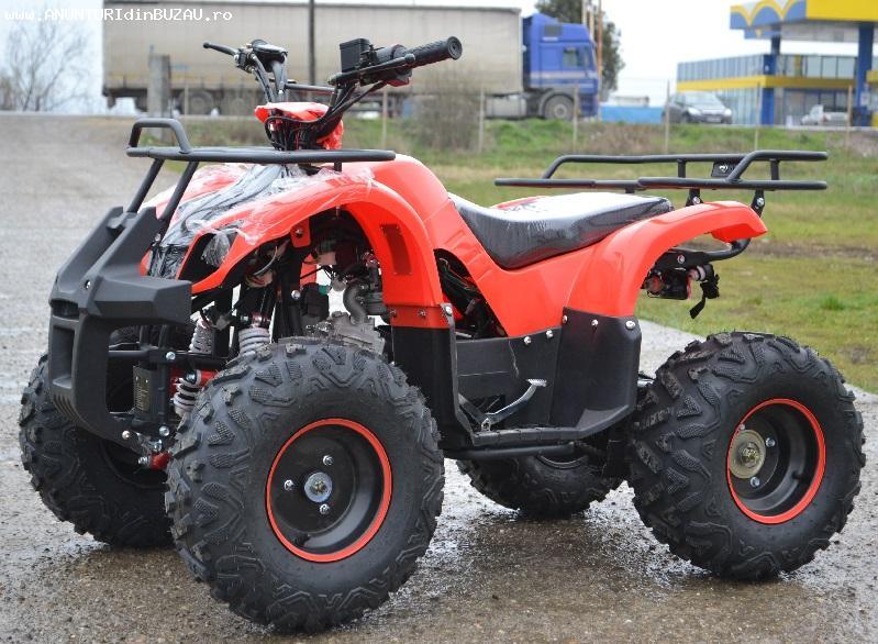 Kxd-Pro (Model:Grizzly) Atv-125cmc/Rs8